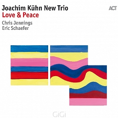 Joachim Kühn New Trio (C. Jennings, E. Schaefer)
