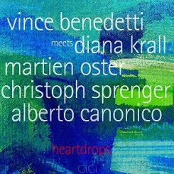 Vince Benedetti Meets Diana Krall (M. Oster, C. Sprenger, A. Canonico)